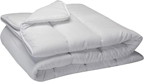 Pikolin Home - Kołdra pikowana przeciw roztoczom, jesień, zima, 300 gr/m , biała, 180 x 220 cm łóżko 100/105 (wszystkie rozmiary)