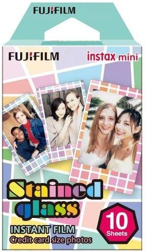 Wkład Fujifilm Instax Mini Stained Glass 10 szt