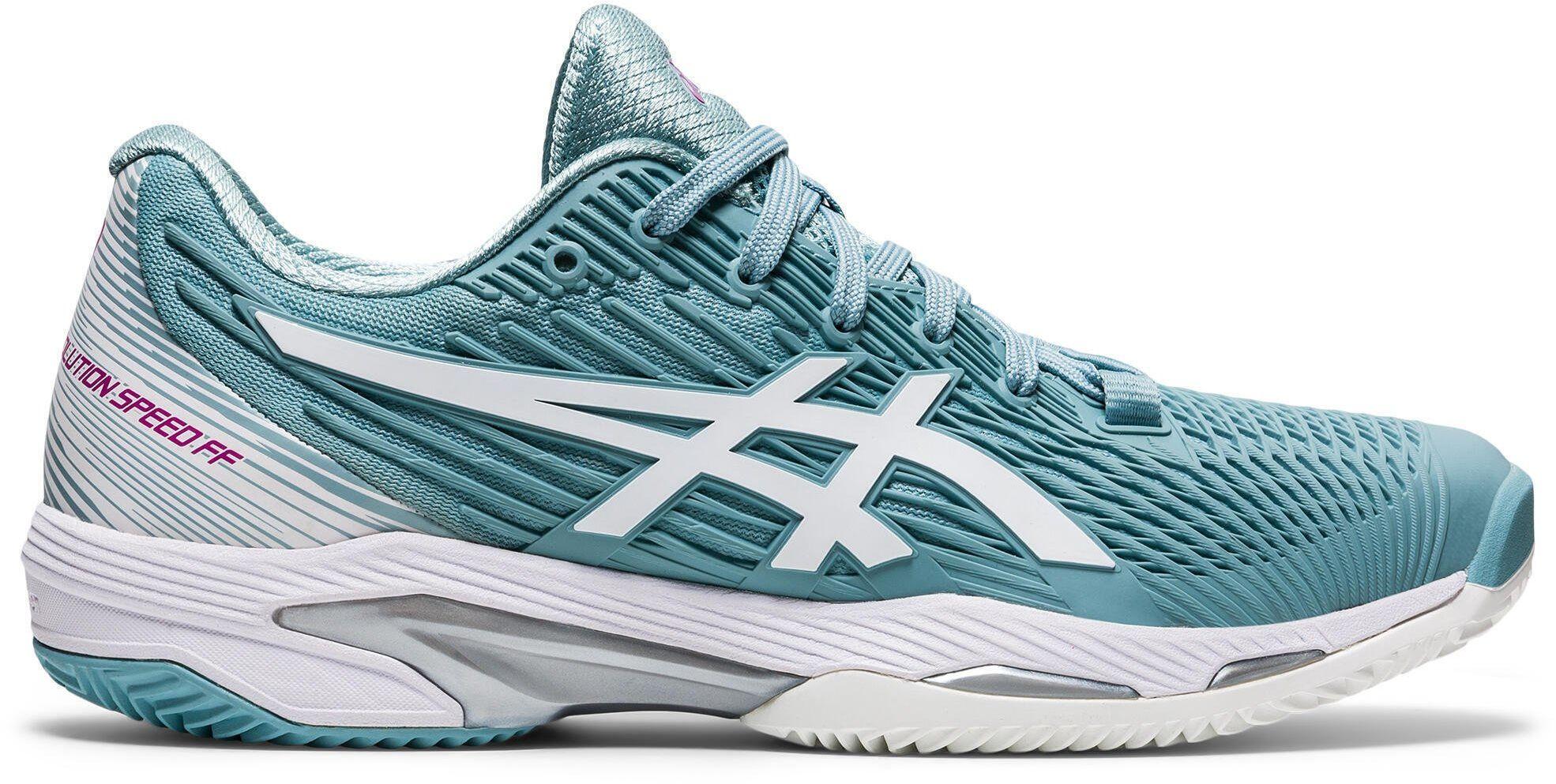 Buty tenisowe Asics Solution Speed Clay FF2 damskie na mączkę ceglaną