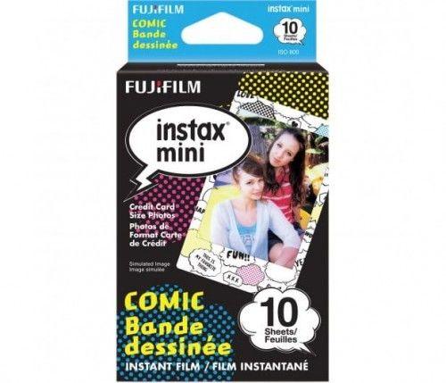 Wkład Fujifilm Instax Mini Comic 10 szt