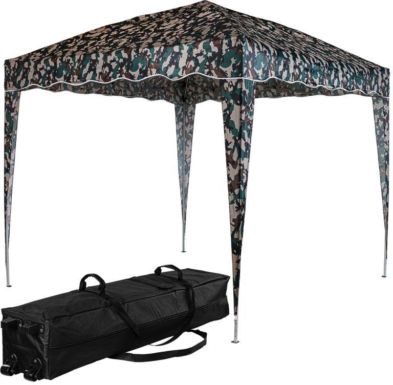 INSTENT BASIC Namiot ogrodowy- 3 x 3 m, kamuflaż