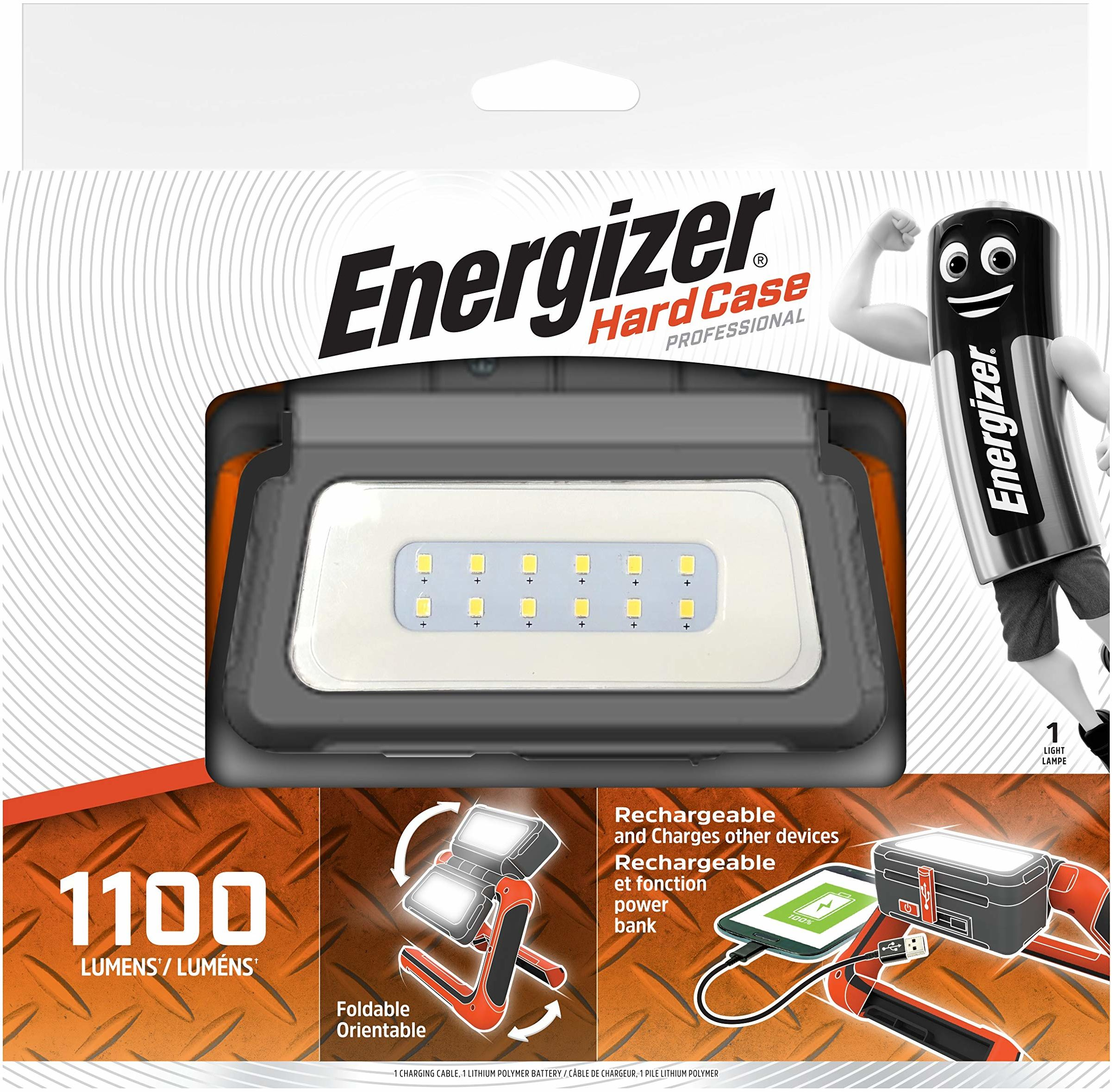 Energizer Latarka, panel światła