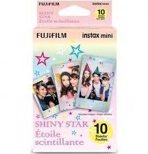 Wkład Fujifilm Instax Mini Shiny star 10 szt