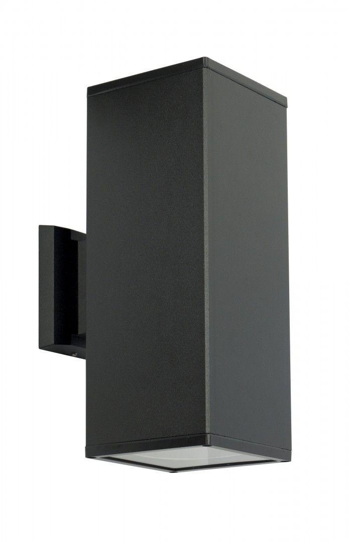Kinkiet elewacyjny Adela 8001 BL Czarny IP54 - Su-ma Do -17% rabatu w koszyku i darmowa dostawa od 299zł !