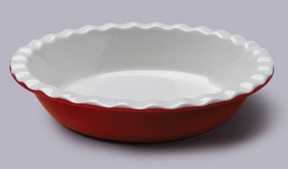 Forma na zapiekankę typu Pie - Czerwona