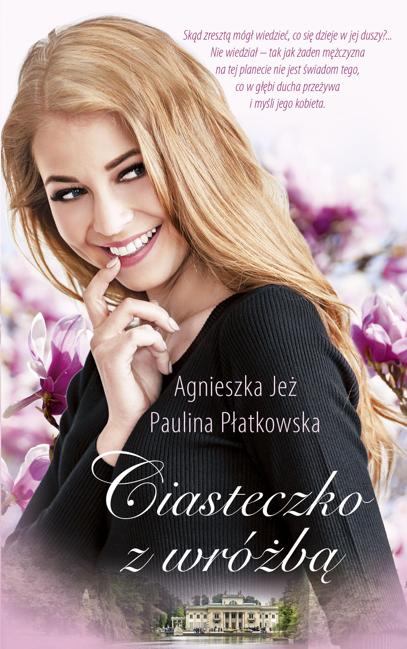 Ciasteczko z wróżbą - Agnieszka Jeż - ebook