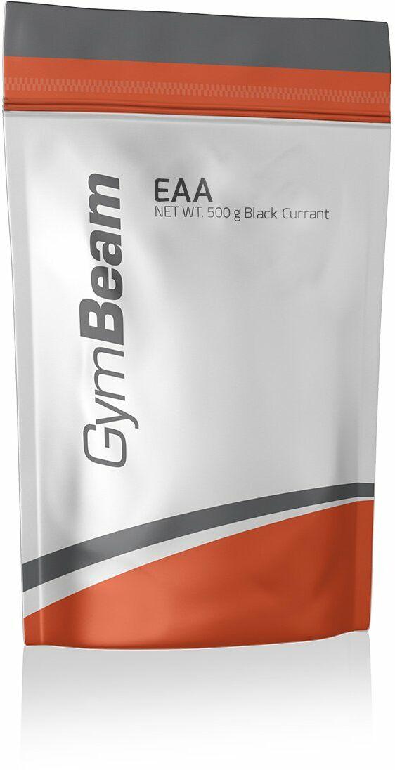 GymBeam EAA 500 g limonka cytryna