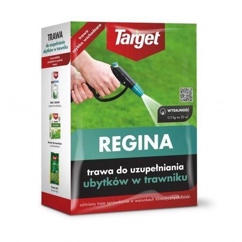 Regina  trawa regeneracyjna  do uzupełniania ubytków  1 kg target