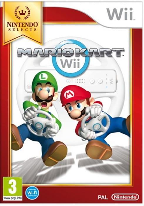 Gra Mario Kart Wii Selects (Nintendo Wii)