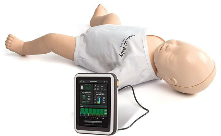 Resusci Baby QCPR New
