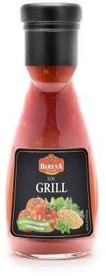 Sos grill 235 g Daryna