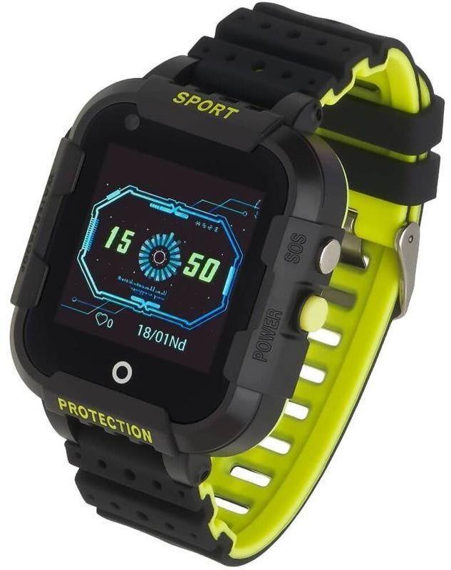 GARETT Smartwatch Kids 4G czarny