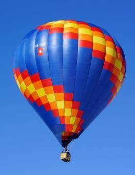 Lot balonem dla dwojga  Leszno