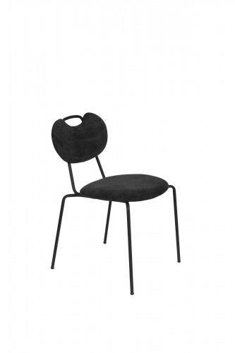 Krzesło Aspen czarne
