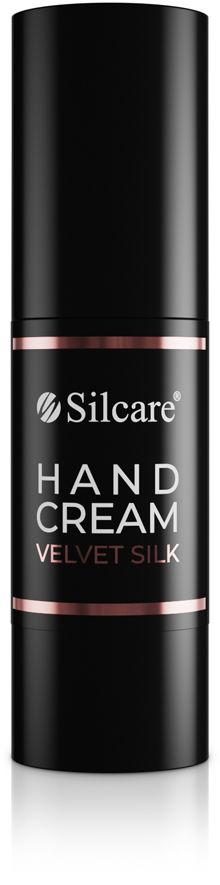 Krem do rąk So Rose! So Gold! Velvet Silk 30 ml