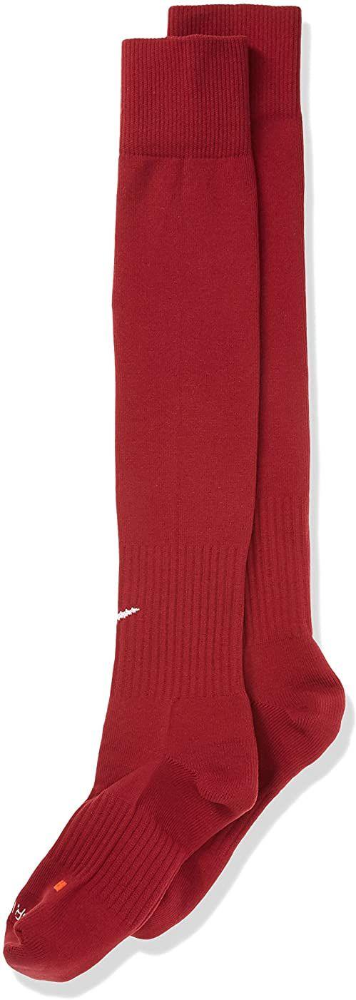 Nike U NK Classic II Cush otc-team skarpety uniseks, wielokolorowe (Team Red / White), 42-46 (rozmiar producenta: L)