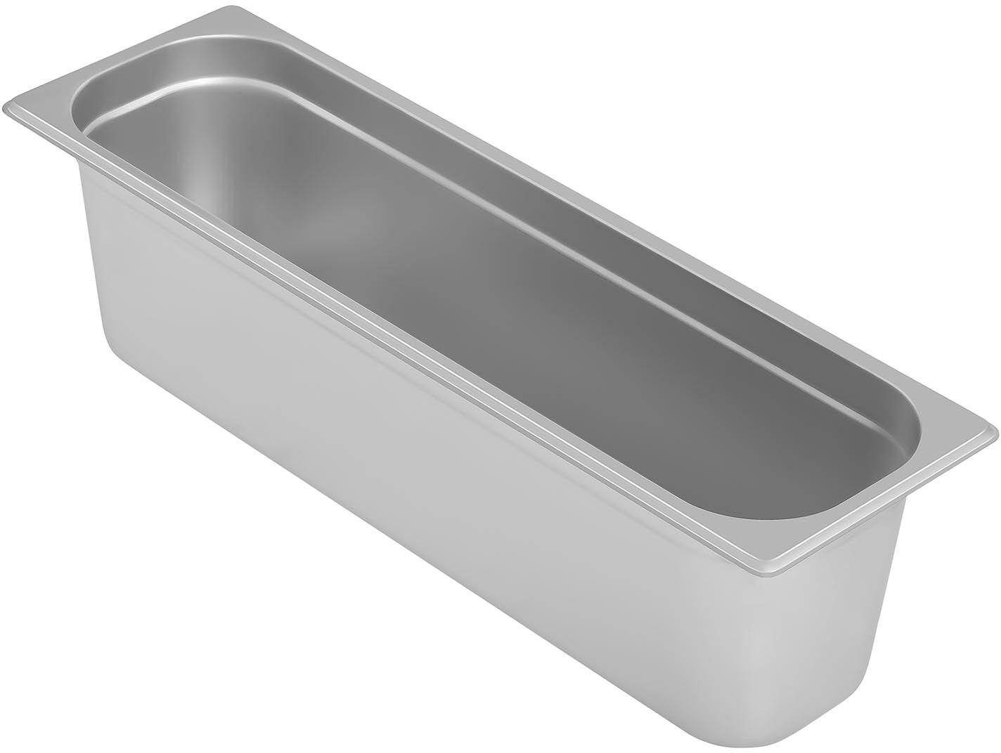Pojemnik gastronomiczny - GN 2/4 - głębokość 150 mm - Royal Catering - RCGN-2/4X150 - 3 lata gwarancji/wysyłka w 24h