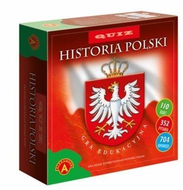 Alexander - Gra Wielki Quiz Historia Polski 526