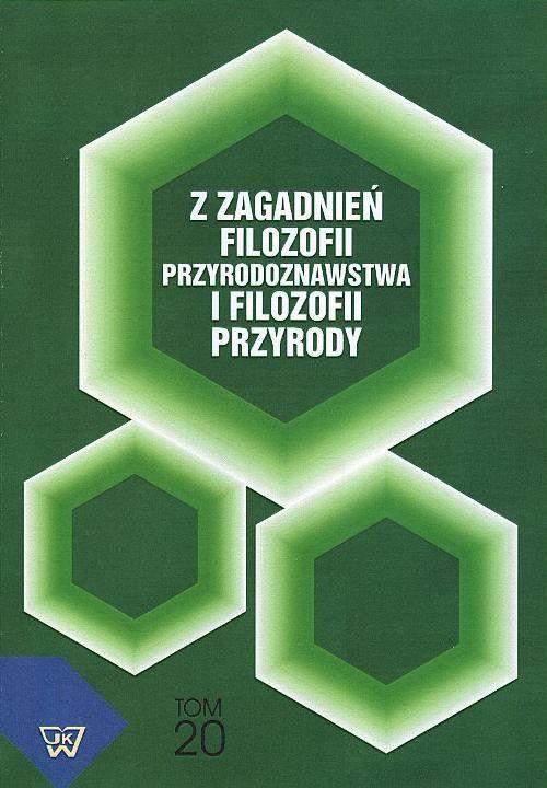 Z zagadnień filozofii przyrodoznawstwa i filozofii przyrody, t.20 - No author - ebook