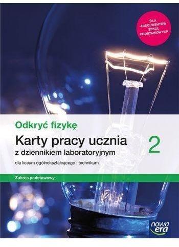 Fizyka LO 2 Odkryć fizykę KP ZP w.2020 NE ZAKŁADKA DO KSIĄŻEK GRATIS DO KAŻDEGO ZAMÓWIENIA