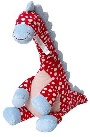 Happy Horse Dino Dario nr 2 miękka zabawka (czerwona)