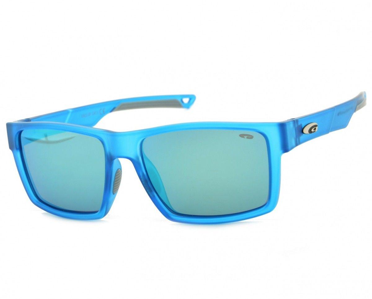 Okulary polaryzacyjne lustrzane Goggle Dewont E922-3P