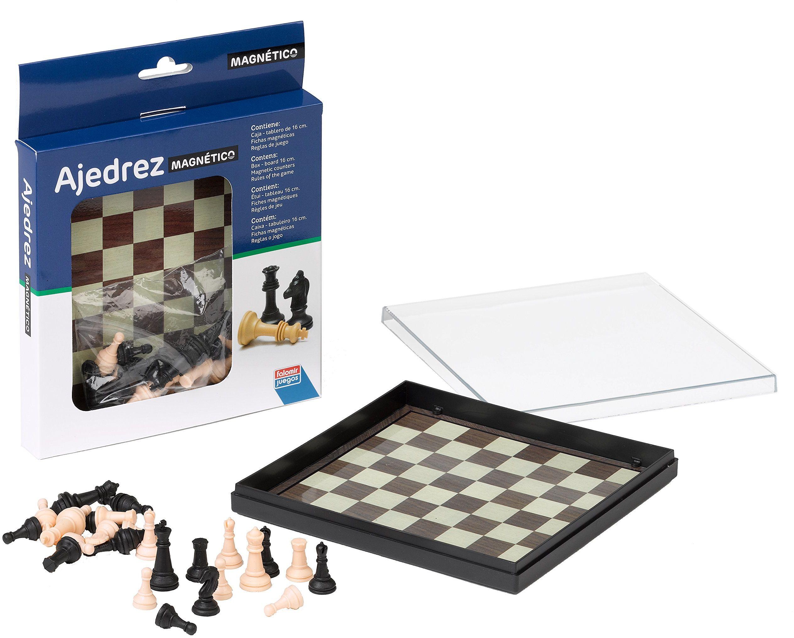 Falomir  szachy magnetyczne 27901)
