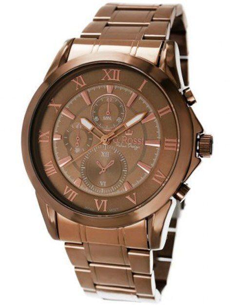 Zegarek Męski G.Rossi 3844B-2B3