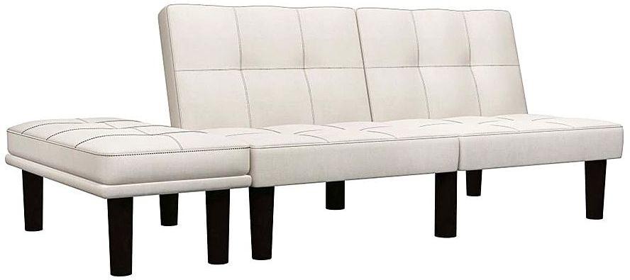 Sofa rozkładana Mirja - kremowa