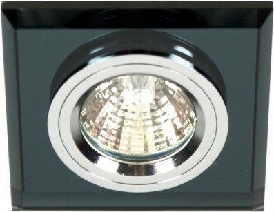 Oczko MR16 1 x 50 W czarne