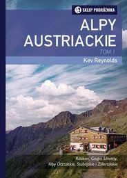 Alpy Austriackie T 1 NW / Sklep Podróżnika ZAKŁADKA DO KSIĄŻEK GRATIS DO KAŻDEGO ZAMÓWIENIA