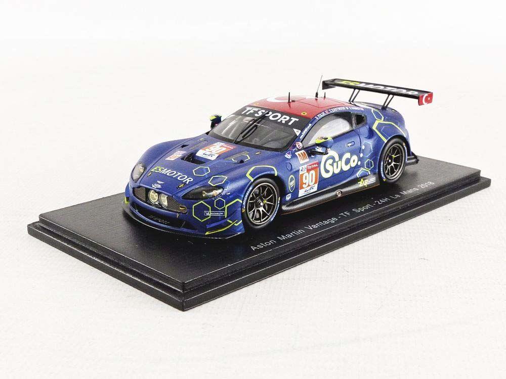 Spark S7043 miniaturowe auto do kolekcjonowania, niebieskie