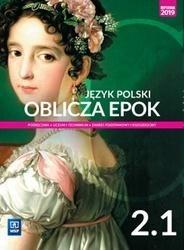 J.polski LO Oblicza epok 2/1 w.2020 WSiP ZAKŁADKA DO KSIĄŻEK GRATIS DO KAŻDEGO ZAMÓWIENIA