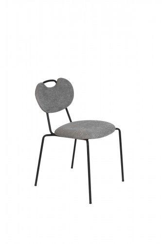 Krzesło Aspen szare