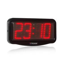 Zegar naścienny z wyświetlaczem LED 10cm #1