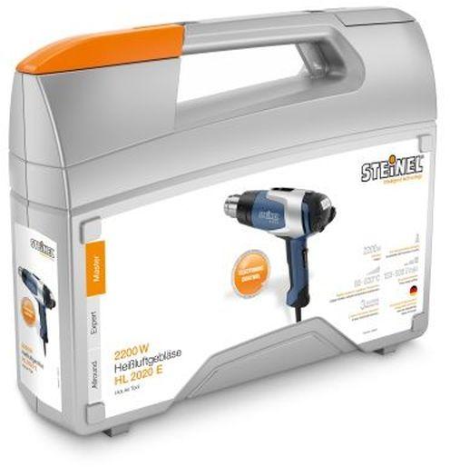 Opalarka 3 biegowa 2000W wyświetlacz LCD walizka + dysza HL2020 E 352202