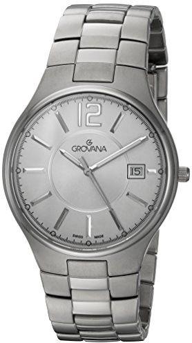 Zegarek Grovana 1503.1192 - CENA DO NEGOCJACJI - DOSTAWA DHL GRATIS, KUPUJ BEZ RYZYKA - 100 dni na zwrot, możliwość wygrawerowania dowolnego tekstu.