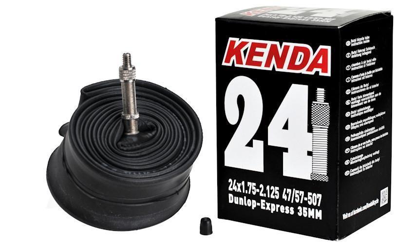 Dętka 24 x 1,75/2,125 KENDA DV-35mm