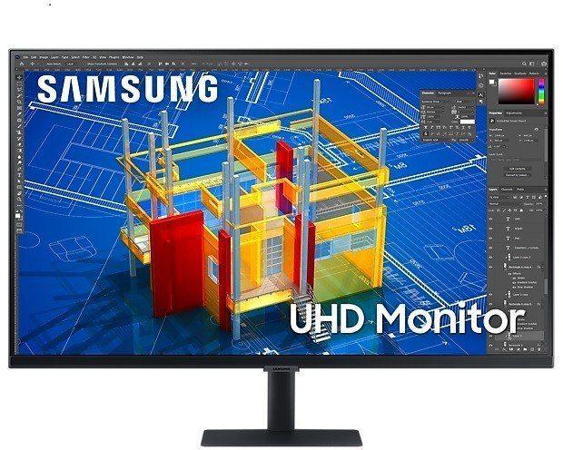 Samsung Monitor 32 cale LS32A700NWUXEN VA 3840 x 2160 UHD 16:9 5 ms (GTG) płaski