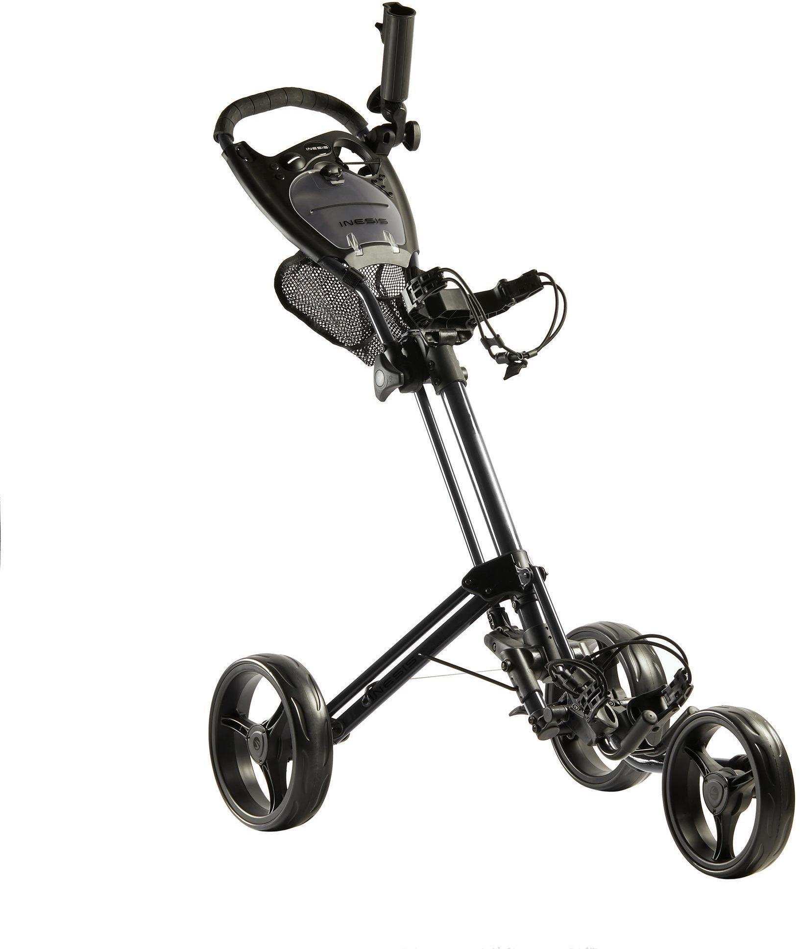 Wózek do golfa 3-kołowy Compact