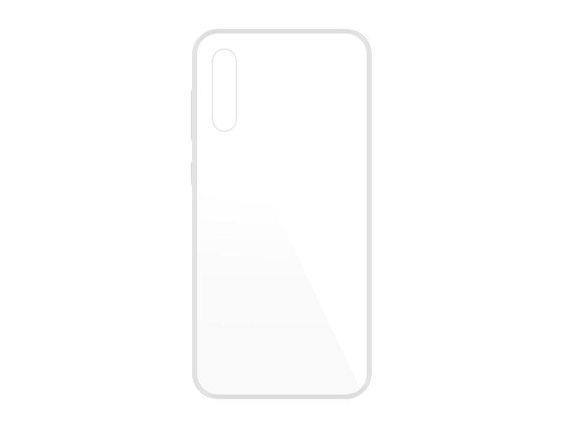 Samsung Galaxy A50 - etui na telefon Crystal Cover - przezroczyste
