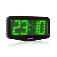 Zegar naścienny z wyświetlaczem LED 10cm #2