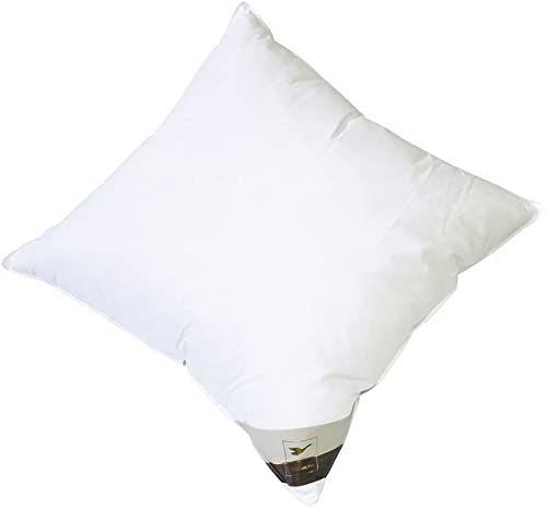 Häussling 100380301503 poduszka pod głowę, 80 x 80 cm, biała