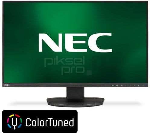 Monitor NEC Multisync EA271Q-BK-ColorTuned + Kaptur NEC
