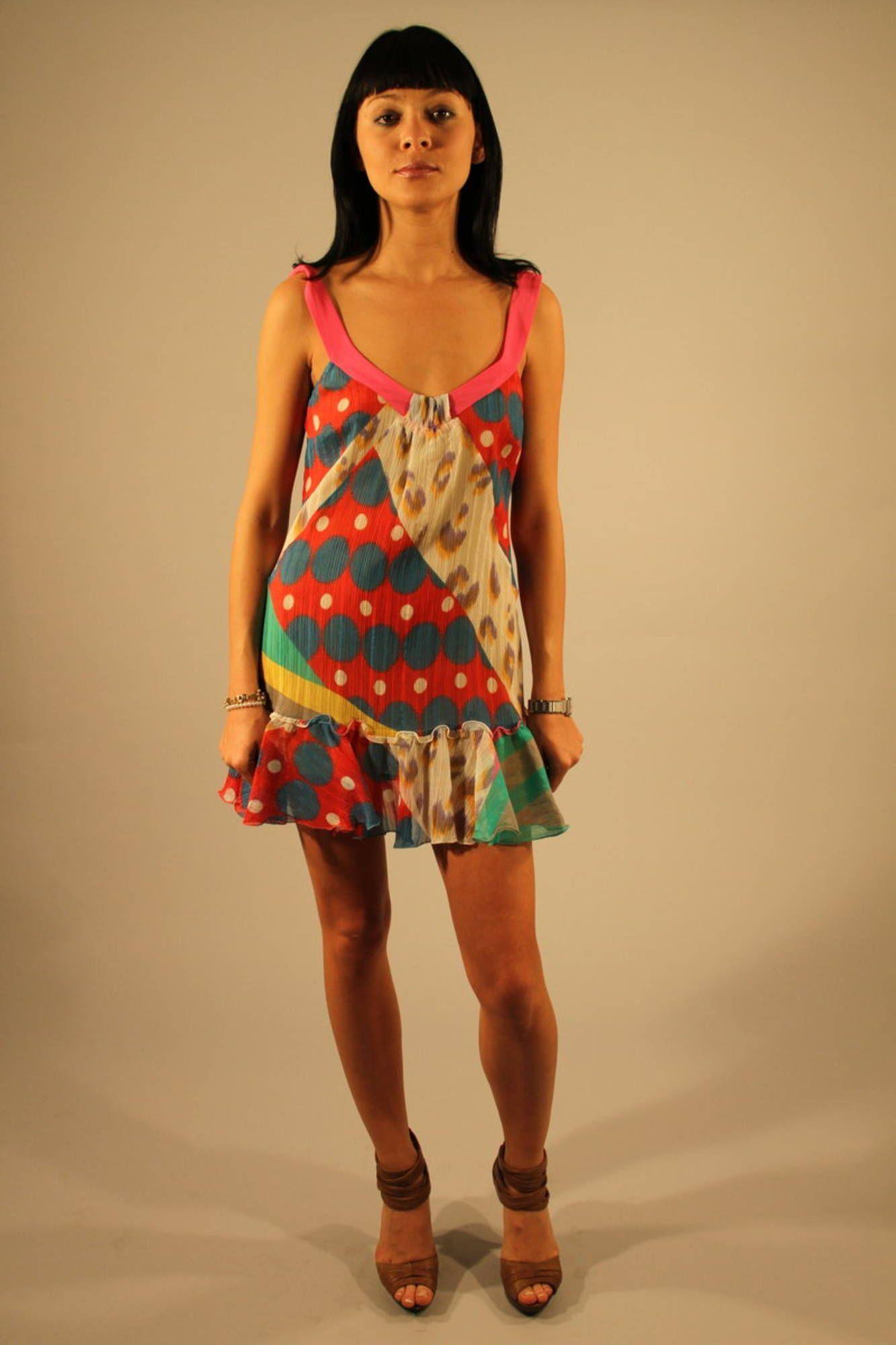 PATRIZIA PEPE Krótka sukienka Kobiety