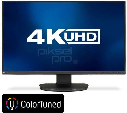 Monitor NEC Multisync EA271U-BK-ColorTuned + Kaptur NEC