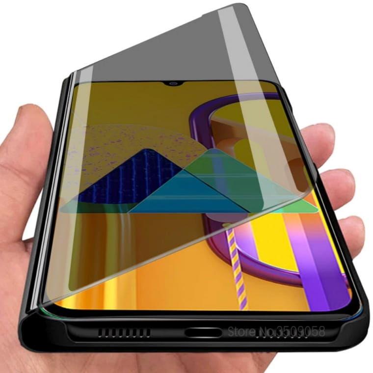 Etui Clear View do Samsung Galaxy A31