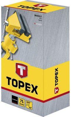 Imadło modelarskie TOPEX 07A307 75 mm