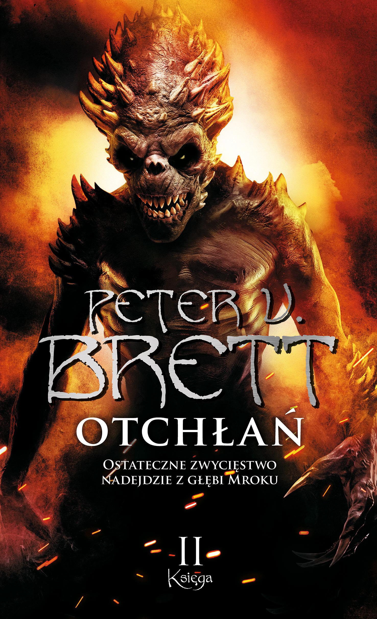 Otchłań  Księga 2 - Peter V. Brett - ebook