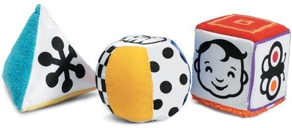 Zabawka dla dzieci, Sensoryczny odkrywca, Wimmer-Ferguson, 201480-Manhattan Toy, zabawki dla niemolaków